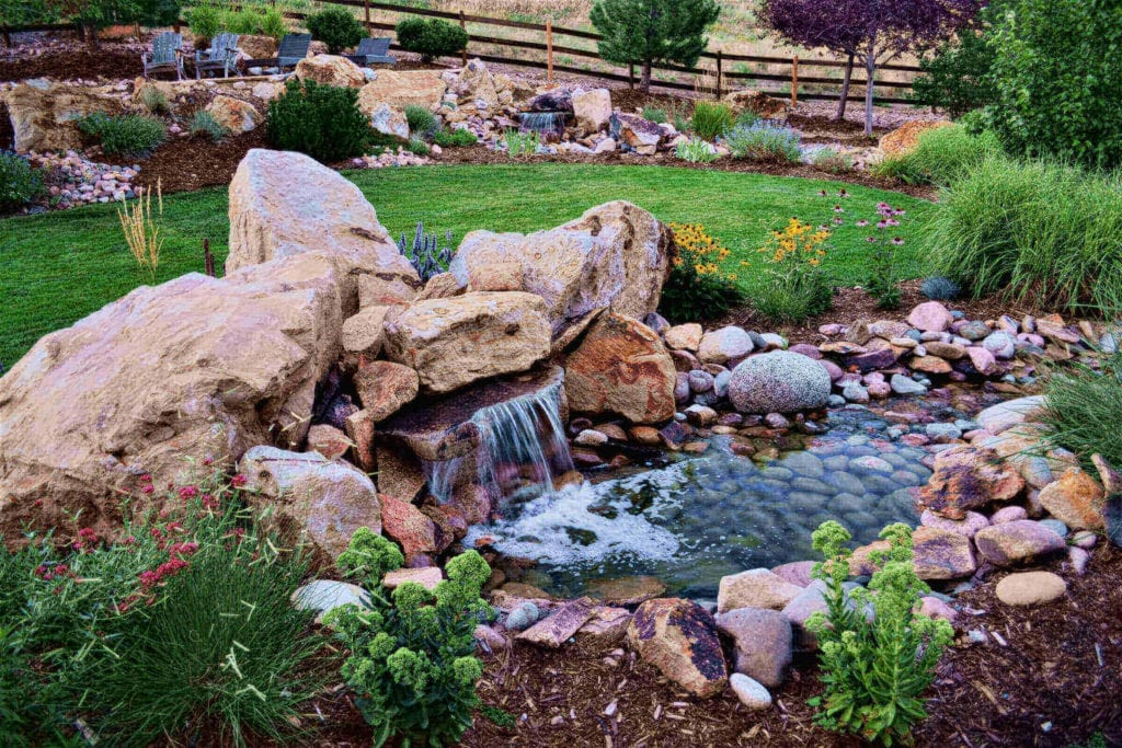 Arvada, Colorado Landscaping Services