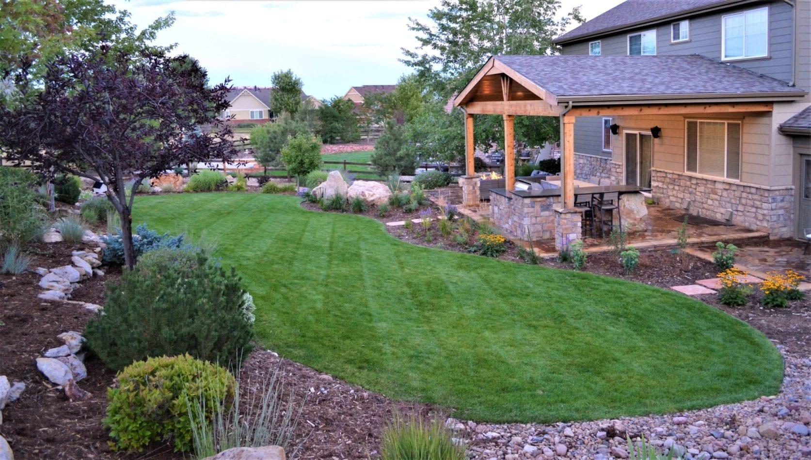 Client Focused Arvada Co Commercial Landscape Maintenance